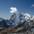 Panorama View from Kala Patthar (5.600m)