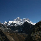 View of Mt. Everest Range from Gokyo Ri (5.360m), Sagarmatha National Park, Nepal